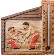 Термометр сувенирный Два кума исп. 2 ТУ У 33.2-14307481.027-2002 фото