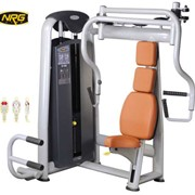 Тренажер грузоблочный, Жим горизонтальный, NRG Line, N113, силовое оборудование, профессиональные тренажеры, оборудование для тренажерного зала фото