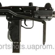 Пистолет-пулемет пневматический KWC KMB-07HN (Uzi) фото