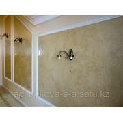 Декоративная отделка квартир в алматы, венецианка, Леонардо в алматы фото