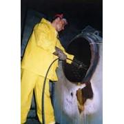 Очистка труб теплообменников электроимпульсной установкой. фото