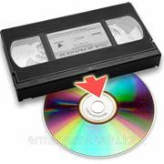 Перезапись с видеокассет на диски фото