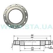 Фланец стальной плоский Ду 25-500 мм ГОСТ12820-80 фото