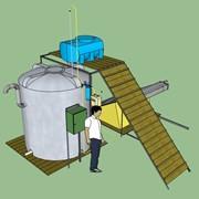 Биогазовые установки для переработки органических отходов фото