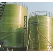 Емкости для кислот. реагентов стеклопластиковая фото