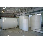 Емкости для воды серии СВ. Пластиковые цистерны для воды. фото