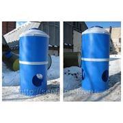 Баки для воды серии ЭВ. Пластиковые емкости для воды. фото