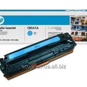 Услуга восстановление картриджа HP CLJ CB541A Cyan фото