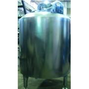 Резервуар вертикальный РВО-0,5-2Т.К.0.5.Р фото