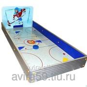 Мобильный Аттракцион Настольный хоккей фото