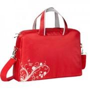 Стильная ноутбучная сумка Riva 8020 фото