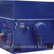Электродвигатель ДАЗО4 450У 12М 250/500 кВт/об фото