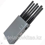 Подавитель сотовых телефонов GSM, 3G, 4G BugHunter 4G-1602 RC фото