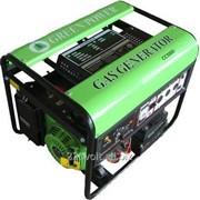 Генератор газовый GREENPOWER CC5000 LPG/NG-Т2 131772 фото