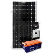 Солнечная электростанция СЭ-1000 фото