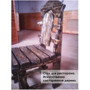Деревянная мебель для баров, ресторанов фото