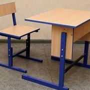 Мебель для школьных и дошкольных учреждений фото