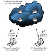 Программа WinAgents HyperConf фото