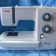 Электромеханическая швейная машина JANOME SE 521 SEWIST фото