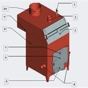 Угольные котлы Прометей серии 1ТМ -5ТМ до 100 КВт фото