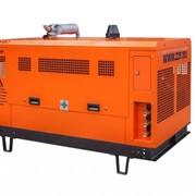 Винтовой дизельный компрессор ЗИФ-ПВ-6/0,7 (на раме) фото