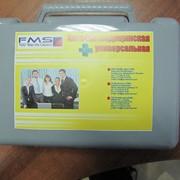 Аптечки первой помощи, Металлический аптечный футляр ФАМ-01 фото
