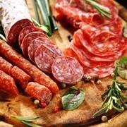Испанские колбасы фото