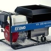Автономный сварочный агрегат SDMO Weldarc Intens VX 220-7.5H фото