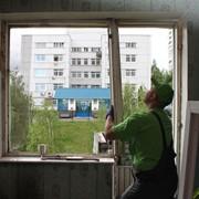 Демонтаж дверных блоков фото