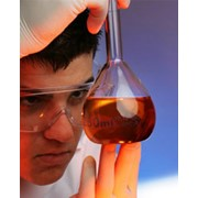 Научный химический анализ фото