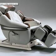 Массажное кресло INADA Sogno Family (серый+черный) фото