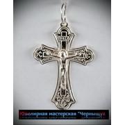 Крестик 105 фото