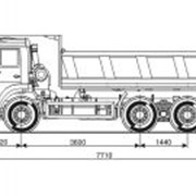 КАМАЗ-6520-60 (6х4) фото