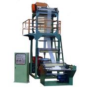 Пленочный экструдер для производства пленки полиэтиленовой. фото