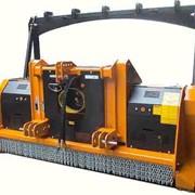 Мульчер для трактора с ВОМ Delta Forest Pro 250 фото
