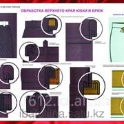 Плакат по технологии В.1 фото