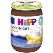 """ХИПП """"Спок.Ночи"""" Пшеничный Десерт с Бананом {с 6 мес} 190г. фото"""
