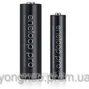 Аккумулятор-батарейка для фотовспышки АА Panasonic Sanyo Eneloop 2550 mAh BK-3HCCE - 4 шт. фото