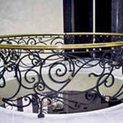 Перила и лестницы фото