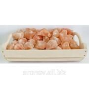 Соль гималайская, ящик 10кг фото