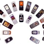 Продажа сотовых телефонов б\у фото