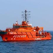 Многофункциональное аварийно-спасательное судноПроект MPSV07 фото