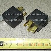 Реле 75.3777-10 ан.90.3747-10 12в 4-х контакт 130-3721225-П фото