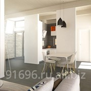 Дизайн квартиры в стиле модерн фото