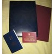 Переплет диплома, курсовой работы, диссертациию Левый берег фото