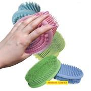 Щетка душ-массаж фото