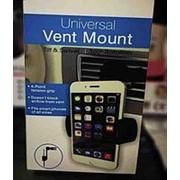 Универсальный держатель в дефлектор для телефона фото