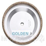 Зерно 120 150х12 мм шлифовальный круг для кромки стекла фото
