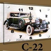 Часы C-22, 30х40 фото