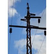 Монтаж высоковольтных кабельных сетей фото